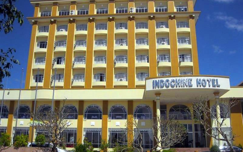 Khách sạn Indochine Kontum