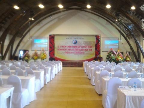 Hội trường Bamboo - Tầng 2
