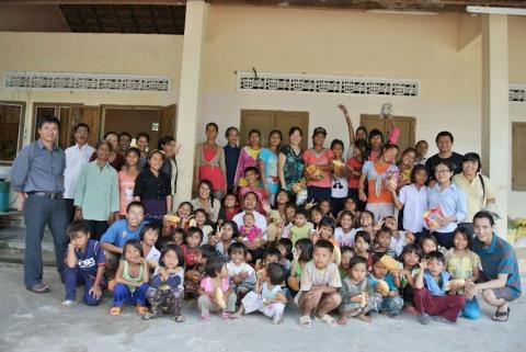 Trại trẻ mồ côi Vinh Sơn 6